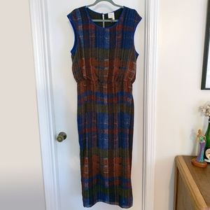 Andaz Maxi Dress Anthropologie HD in Paris Size 12